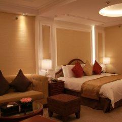 Central Hotel Shanghai 4* Представительский номер с различными типами кроватей