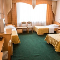 Гостиница Городки Номер с общей ванной комнатой с различными типами кроватей (общая ванная комната) фото 2