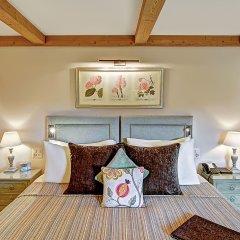 Отель Gstaad Palace 5* Стандартный номер с различными типами кроватей