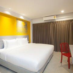 Отель Recenta Express Phuket Town Стандартный номер фото 2