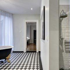 Апартаменты Gorki Apartments Berlin Стандартный номер с различными типами кроватей фото 2