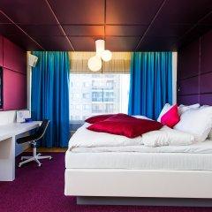 Radisson Blu Plaza Hotel, Helsinki 4* Номер Бизнес с различными типами кроватей
