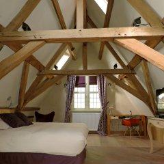 Отель Saint-Sauveur Bruges B&B 4* Номер Делюкс с различными типами кроватей