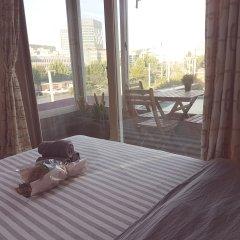 Отель Takustay Sinchon балкон