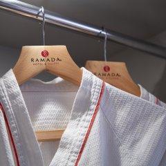 Ramada Hotel and Suites Seoul Namdaemun 4* Улучшенный номер с 2 отдельными кроватями