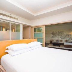 Отель Hilton Phuket Arcadia Resort and Spa 5* Люкс повышенной комфортности разные типы кроватей фото 2