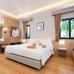 Отель Simple Life Cliff View Resort 3* Стандартный семейный номер с 2 отдельными кроватями