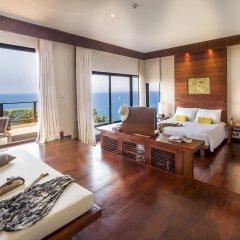 Отель Paresa Resort Phuket 5* Люкс с различными типами кроватей фото 2