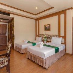 Отель Tiger Inn 3* Улучшенный номер с различными типами кроватей