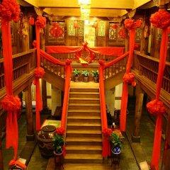 Beijing Xinghaiqi Holiday Hotel интерьер отеля