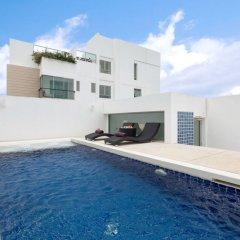 Апартаменты The Regent Phuket Serviced Apartment Kamala Beach открытый бассейн фото 4