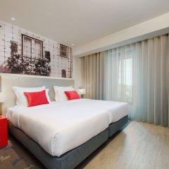 Отель TRYP Lisboa Aeroporto 4* Номер Премиум разные типы кроватей