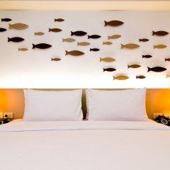 The Album Hotel комната для гостей