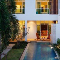 Отель Two Villas Holiday Oxygen Style Bangtao Beach комната для гостей фото 7