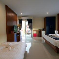 Calypso Patong Hotel 3* Стандартный номер с различными типами кроватей фото 6
