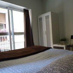 Gracia City Hostel Стандартный номер с двуспальной кроватью (общая ванная комната)