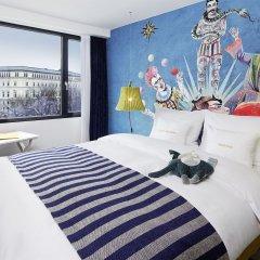 25hours Hotel beim MuseumsQuartier 4* Стандартный номер с различными типами кроватей
