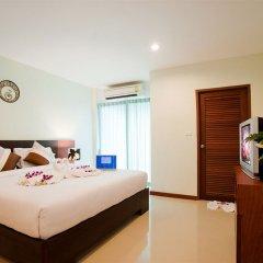 Отель Deva Suites Patong 3* Улучшенный номер разные типы кроватей