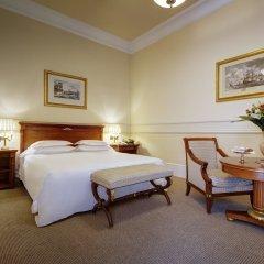 Grand Hotel Et Des Palmes 4* Улучшенный номер с двуспальной кроватью