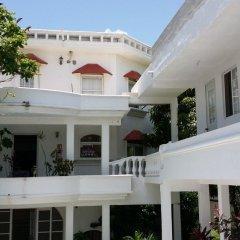 Отель Mansion Giahn Bed & Breakfast Мексика, Канкун - отзывы, цены и фото номеров - забронировать отель Mansion Giahn Bed & Breakfast онлайн внешний экстерьер фото 4