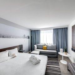 Отель Novotel Montparnasse 4* Стандартный семейный номер
