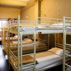 Отель Beds & Dreams Inn @ Clarke Quay 2* Кровать в общем номере с двухъярусной кроватью фото 2