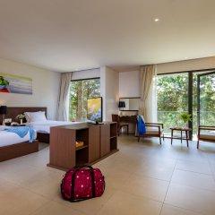 Terracotta Hotel & Resort Dalat 4* Номер Делюкс с 2 отдельными кроватями