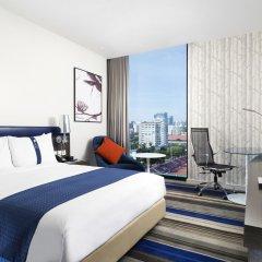 Отель Holiday Inn Express Bangkok Siam 3* Стандартный номер с различными типами кроватей фото 3