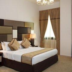 Al Waleed Palace Hotel Apartments Oud Metha 4* Улучшенные апартаменты с различными типами кроватей