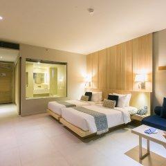 Отель Kalima Resort & Spa, Phuket 5* Семейный номер с видом на море с различными типами кроватей