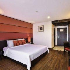 Sunbeam Hotel Pattaya 4* Улучшенный номер с различными типами кроватей фото 4