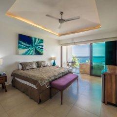 Отель Playa Conchas Chinas 3* Стандартный номер