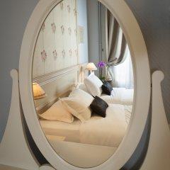 Отель Hôtel de Bellevue Paris Gare du Nord 3* Стандартный номер с различными типами кроватей