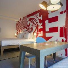 Отель Radisson RED Brussels комната для гостей фото 11
