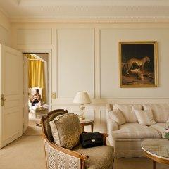 Отель InterContinental Carlton Cannes 5* Улучшенный люкс с различными типами кроватей фото 4