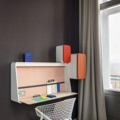 Отель OKKO Hotels Lyon Pont Lafayette 4* Номер категории Премиум с различными типами кроватей