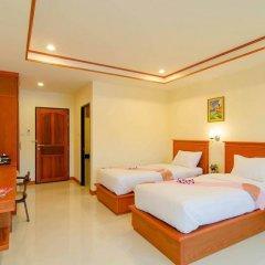 Отель Phaithong Sotel Resort комната для гостей фото 16