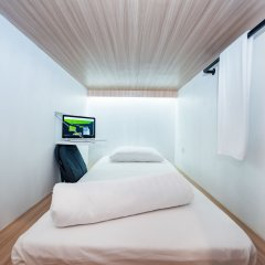 Eco Hostel Кровать в общем номере