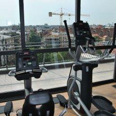 Отель Hilton Garden Inn Milan North гимнастика фото 3