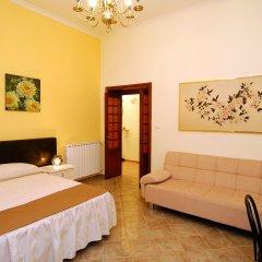 Отель Evans Guesthouse 3* Стандартный номер с различными типами кроватей