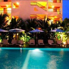 Отель Baan Yuree Resort and Spa бассейн фото 4