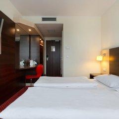 AZIMUT Hotel City South Berlin 3* Улучшенный номер с разными типами кроватей