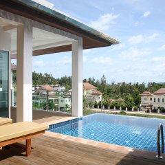 Отель Bangtao Tropical Residence Resort & Spa 4* Люкс с различными типами кроватей фото 3