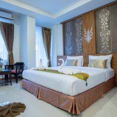 Asia Express Hotel 2* Номер Делюкс с различными типами кроватей фото 3
