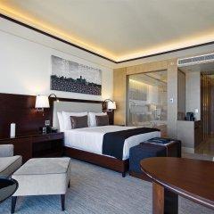 Отель Fairmont Baku at the Flame Towers 5* Стандартный номер с различными типами кроватей фото 2