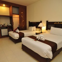Отель Hyton Leelavadee Phuket комната для гостей фото 2