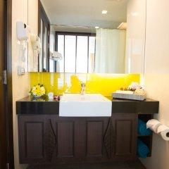 Отель The Beach Heights Resort 4* Номер Делюкс с различными типами кроватей фото 7