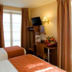 Отель Timhotel Montmartre Париж комната для гостей фото 6