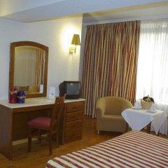 Hotel São Lázaro 3* Стандартный номер двуспальная кровать фото 7