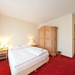 Novum Hotel Madison Düsseldorf Hauptbahnhof 4* Стандартный семейный номер с двуспальной кроватью